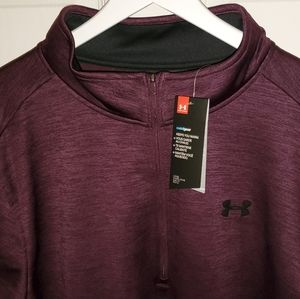 Mens Under Armour 1/2 Zip - 3XL (NEW)
